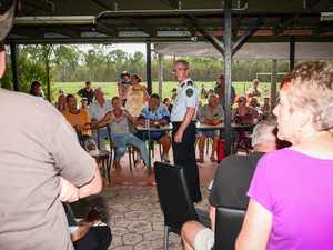 Steps forward for rural fire brigade