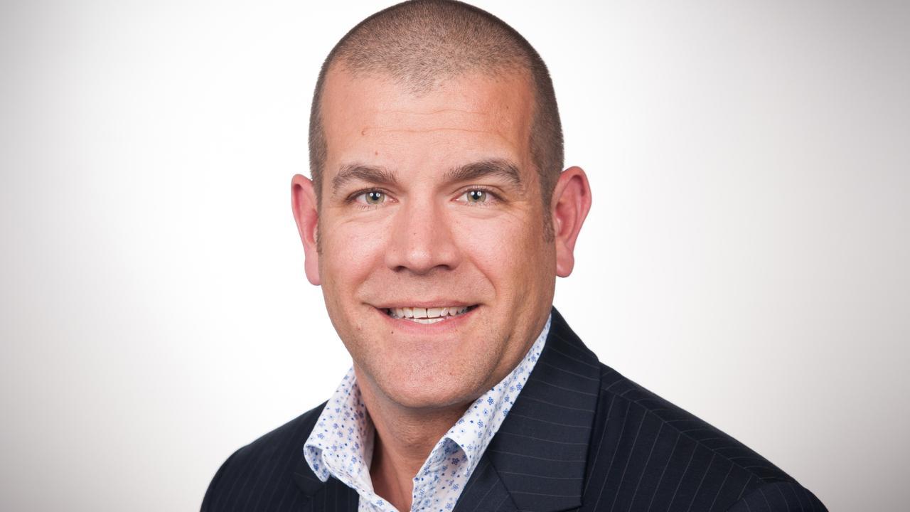 Master Builders CEO Grant Galvin.