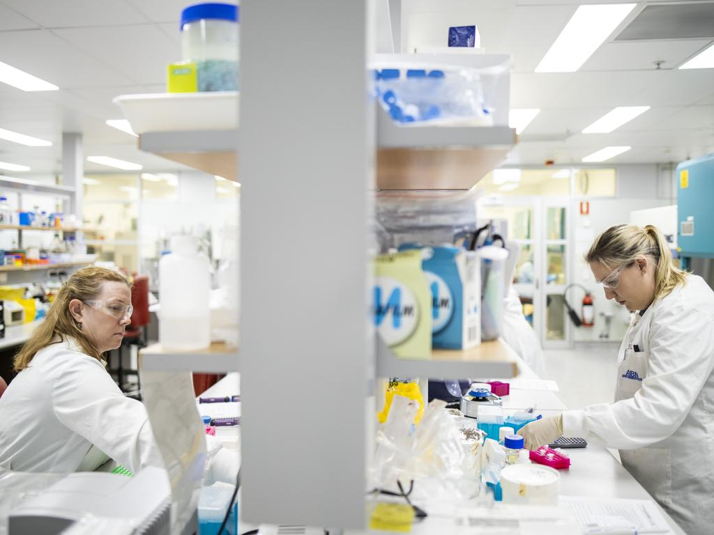 Results of testing on the UQ vaccine are expected within weeks.