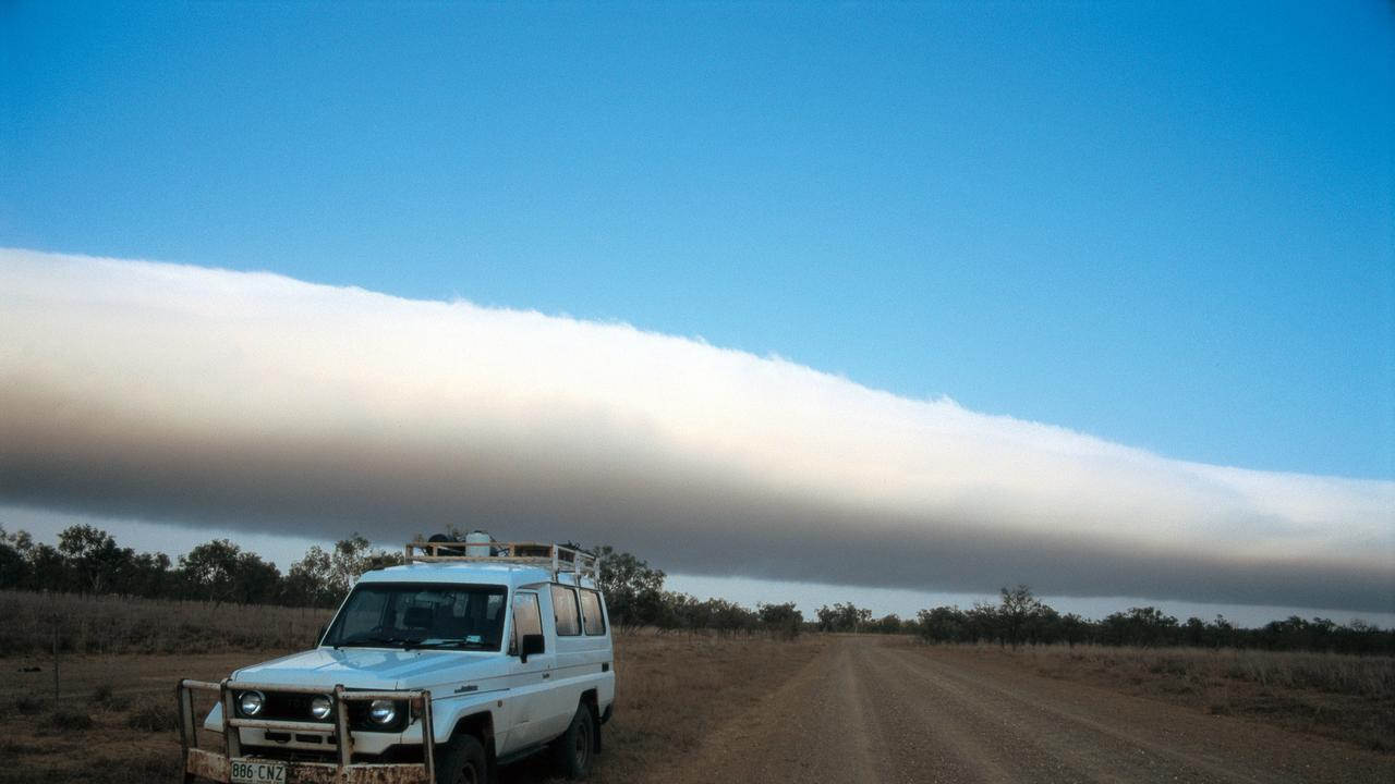 Morning Glory cloud formation in Queensland Photo: Tourism and Events Queensland.