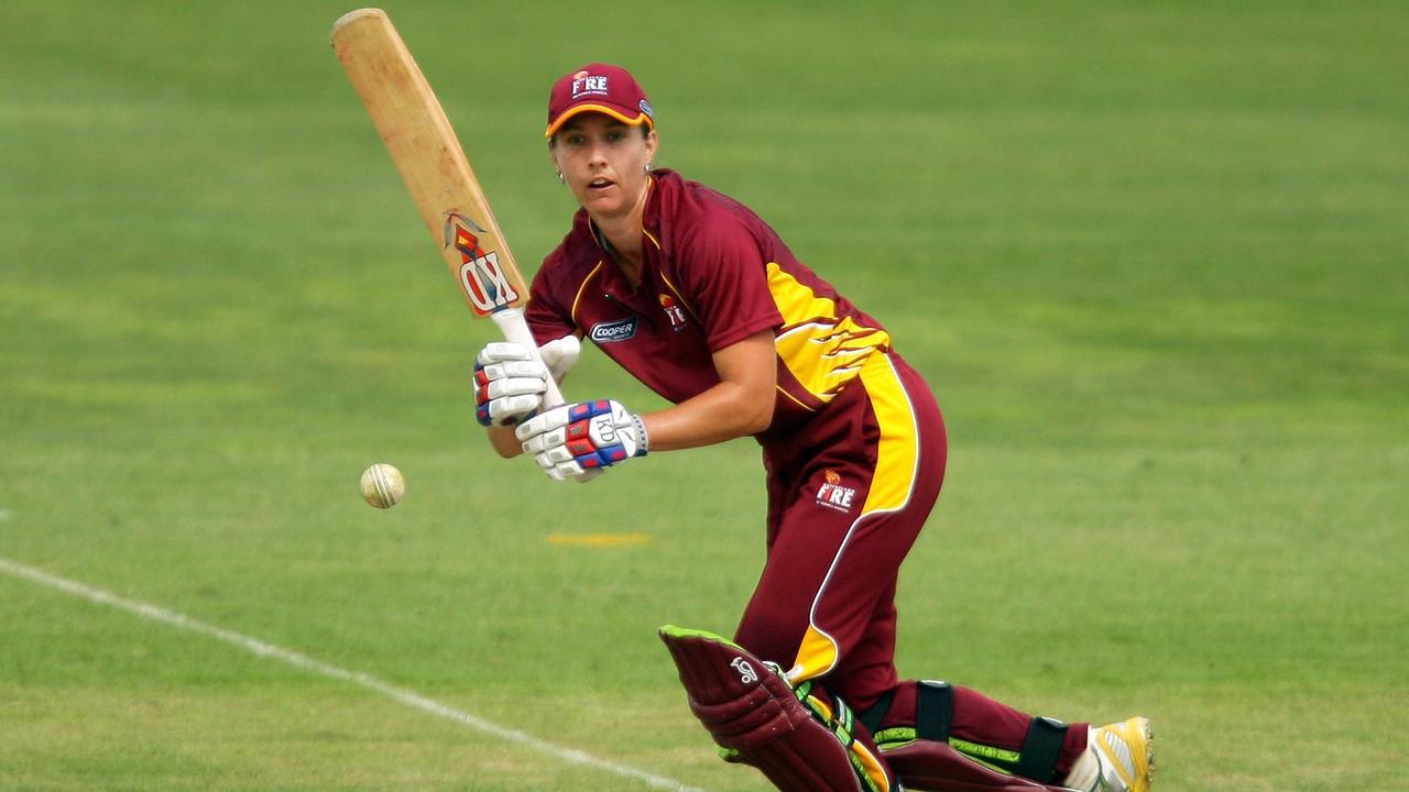 Former Queensland and Australian cricketer Melissa Bulow. Picture: Matt King/Getty Images