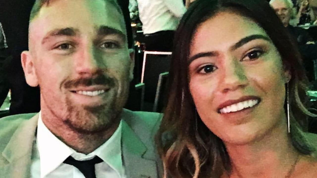 Bryce Cartwright and his wife Shanelle haven't vaccinated their chldren.