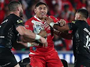 Kiwis and Tonga set for Origin series