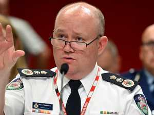 OPEN AND DIRECT: Firies earned respect from the top down