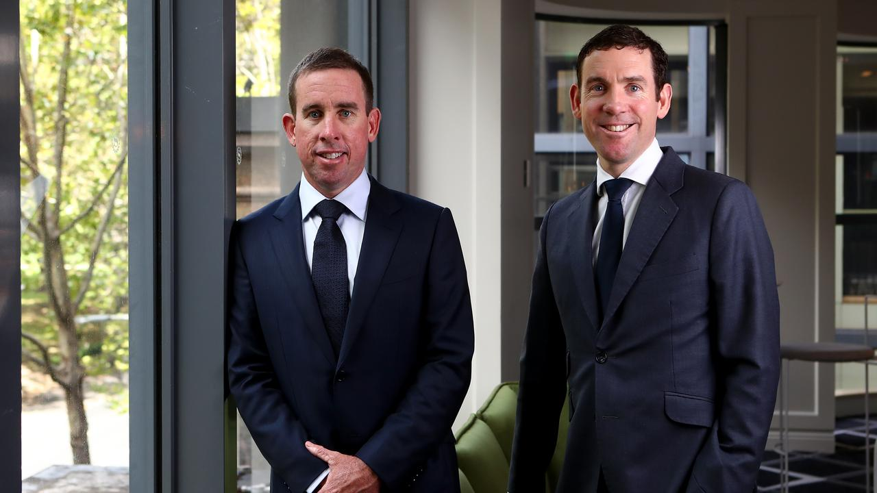 Greensill Farming Group CEO Peter Greensill and brother Lex Greensill, the founder of London-based global bank Greensill.