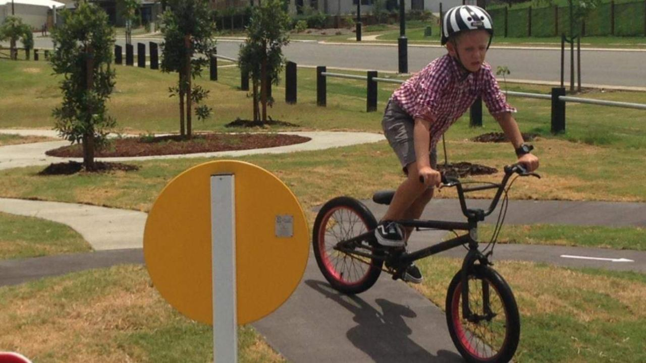 PUTTING BIKING ON THE MAP: The new track is set to attract many keen bike riders to the area.