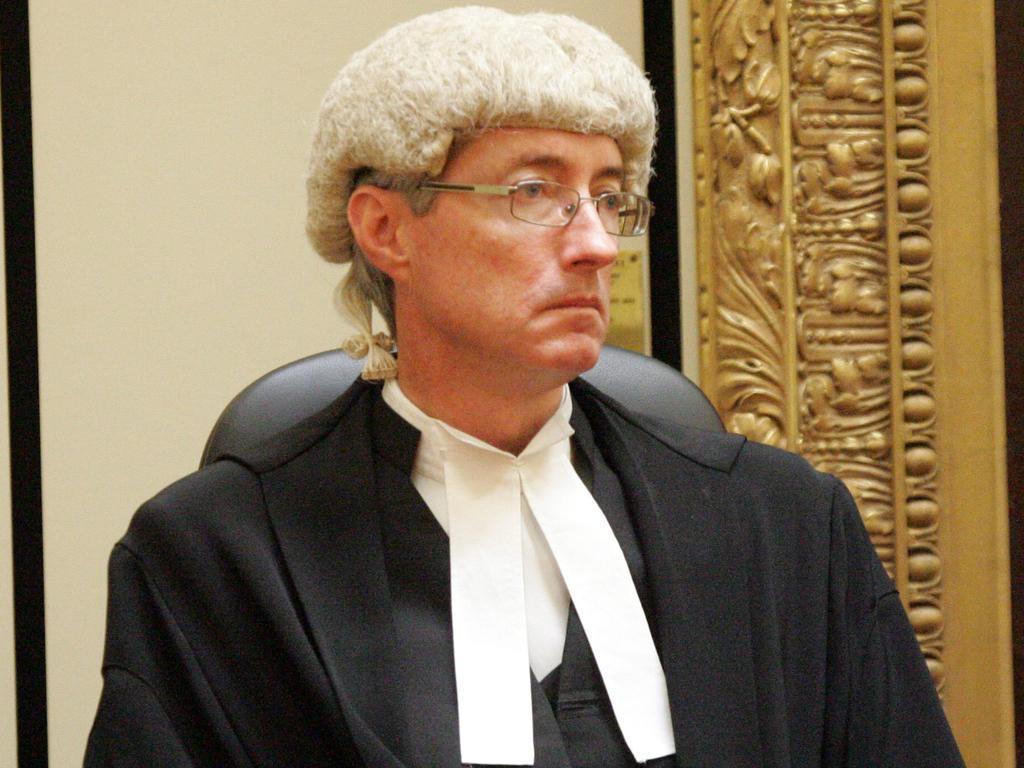 District Court judge Brian Devereaux