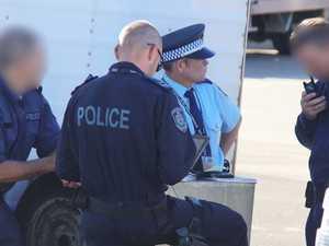 Police Operation Sapphire Beach