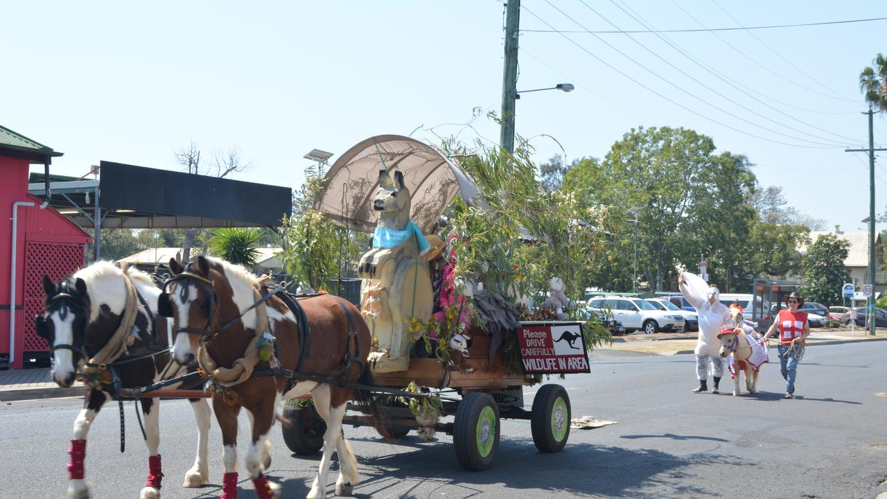 The Laidley Spring Festival and Parade will not be happening this year.