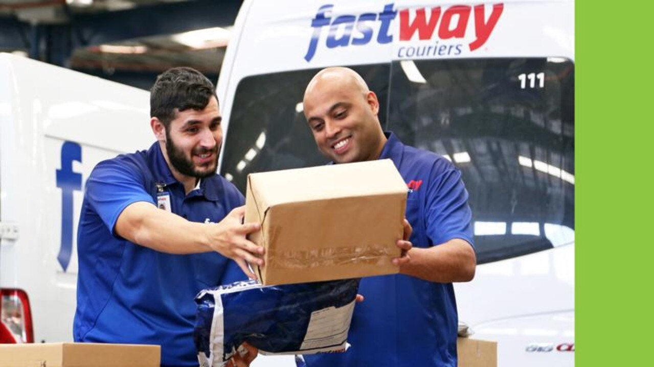 Fastway Couriers are looking for a franchise owner in Rockhampton.