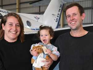 How this 18 month old became an ambassador for the RFDS