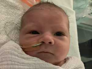 'To all the parents of NICU babies, I'm thinking of you'
