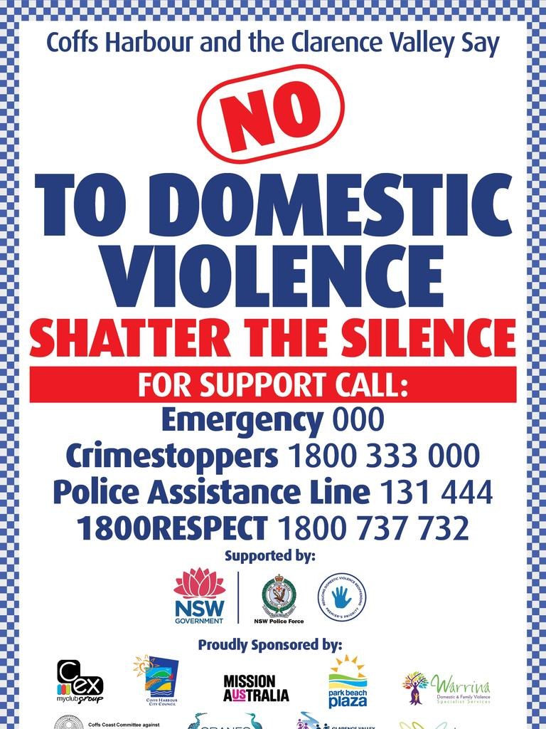 Easy access to help for domestic violence has been targeted as a key way to help people in abusive relationships.