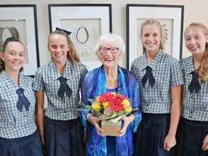 Tribute makes Doris's day