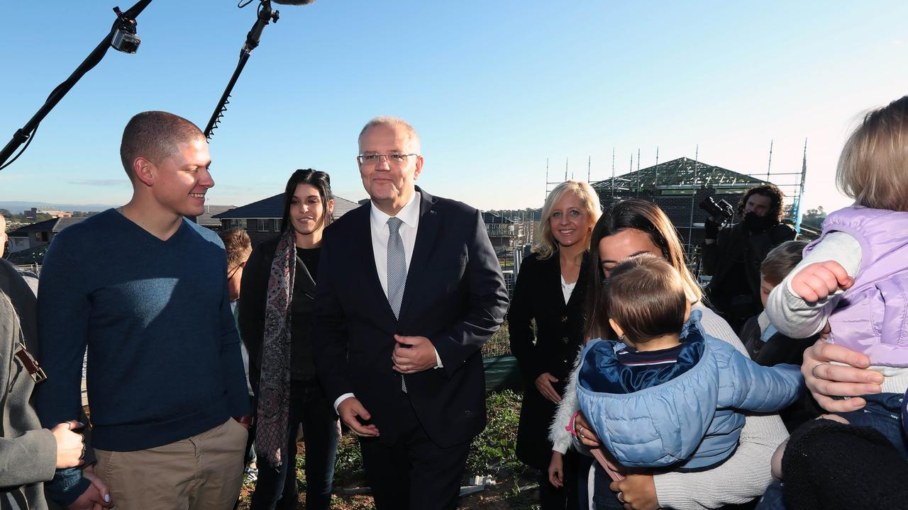 Prime Minister Scott Morrison has had a rollercoaster first year after winning the election, with bushfires and coronavirus crises dominating.