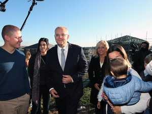 Morrison's topsy turvy post-election year