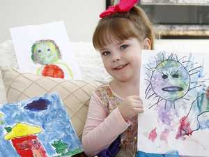 Four-year-old becomes best-selling author