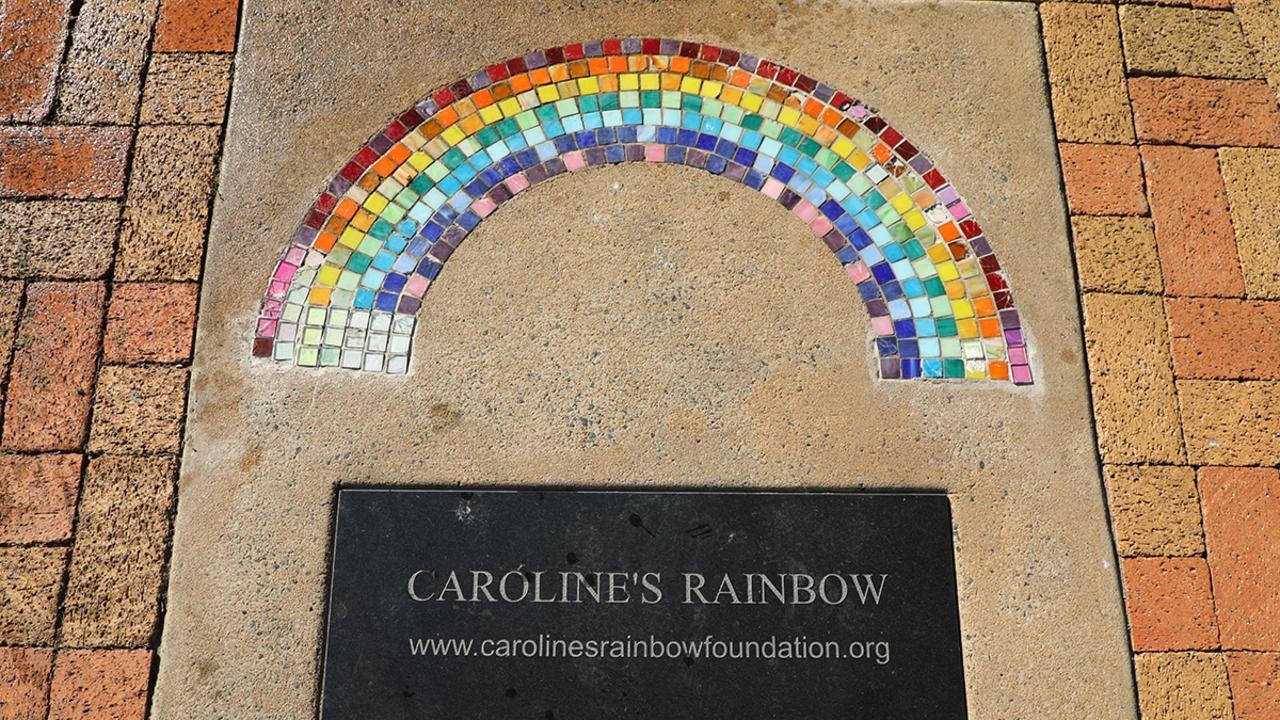 Caroline's Rainbow in Buss Park