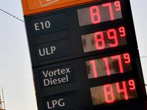 What's the deal with high diesel prices?