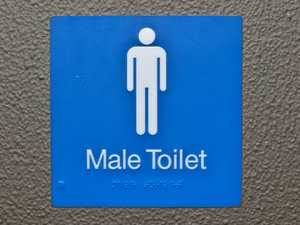 Truckie denied access to toilet facilities