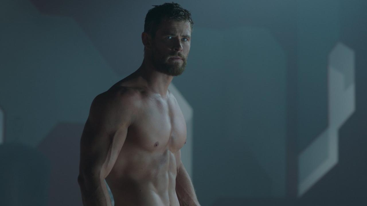 Marvel Studios' THOR: RAGNAROK. Thor (Chris Hemsworth)..Ph: Film Frame. Marvel Studios 2017