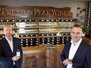 Preston Peak develops hand sanitiser product