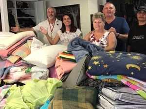 Big hearts home in on needy