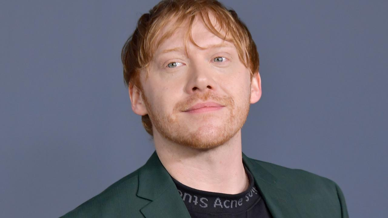 Rupert Grint has become a father. Picture: Michael Loccisano/Getty Images