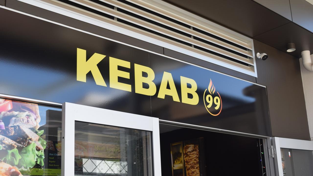 Kebab 99 in Springfield Lakes.