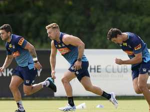 Titans players stood down under 'no jab, no play' rule