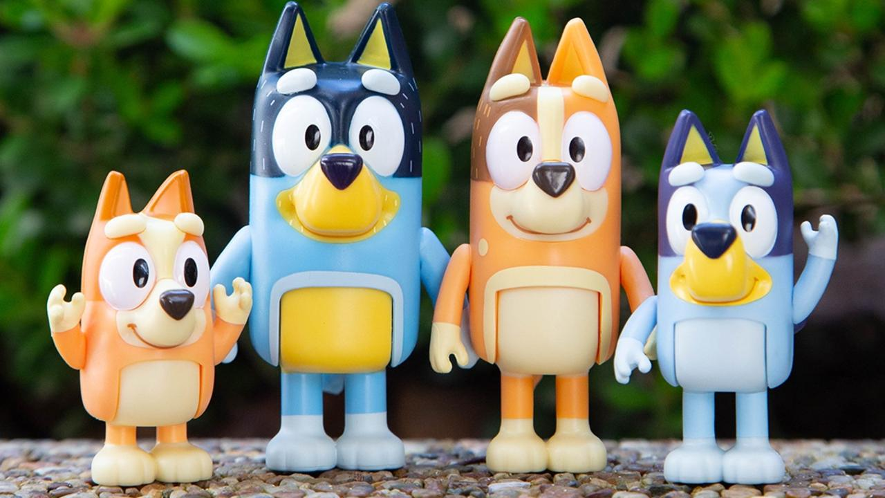 The live Bluey show originally scheduled for October in Cairns has been postponed.
