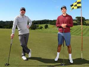 Adam Scott helps put Maleny on world golfing map