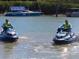 Jet ski officers prepare for crackdown