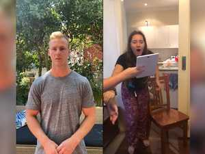 SHOCK: Grafton Manly fan's sweet 16th birthday surprise