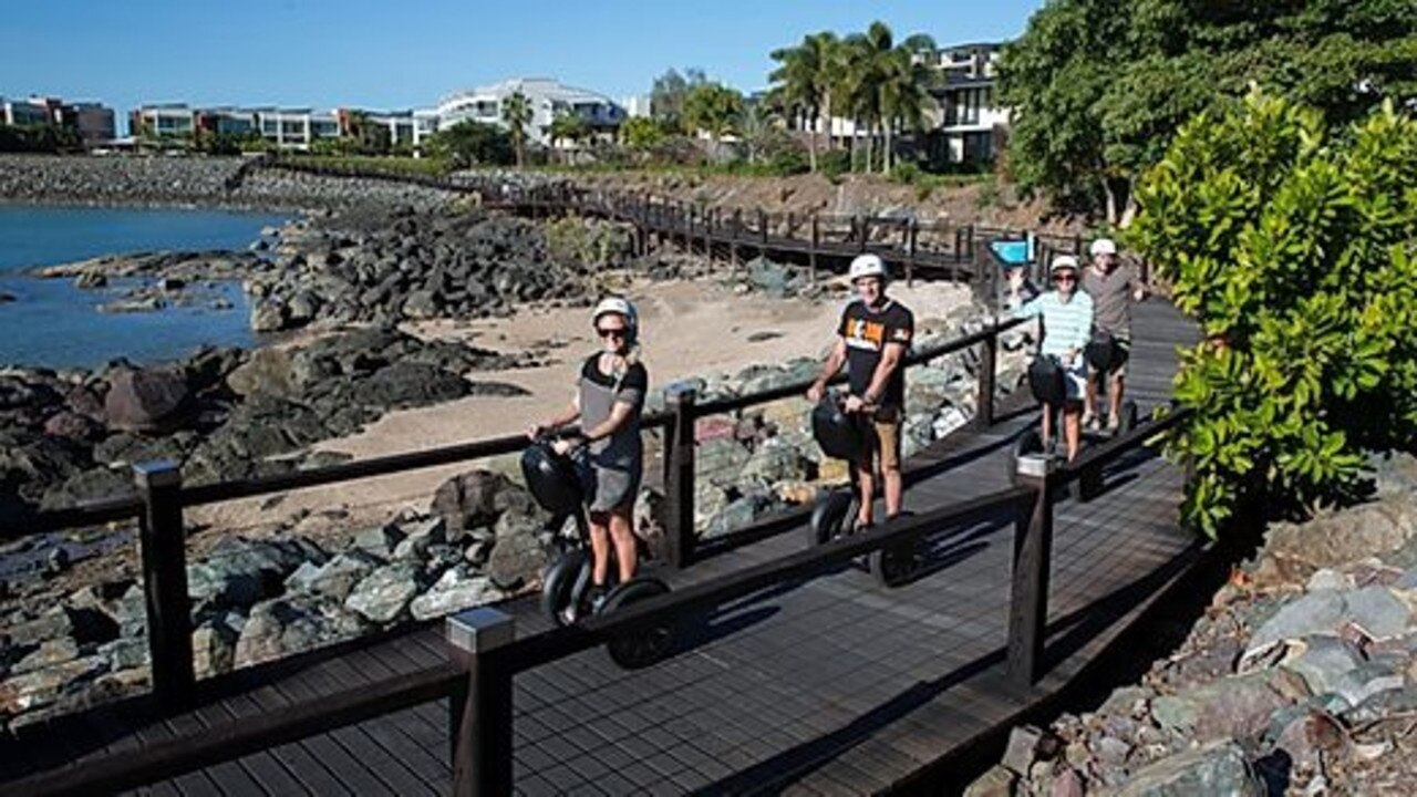Whitsunday Segway Tours has reopened following the relaxing of coronavirus restrictions.