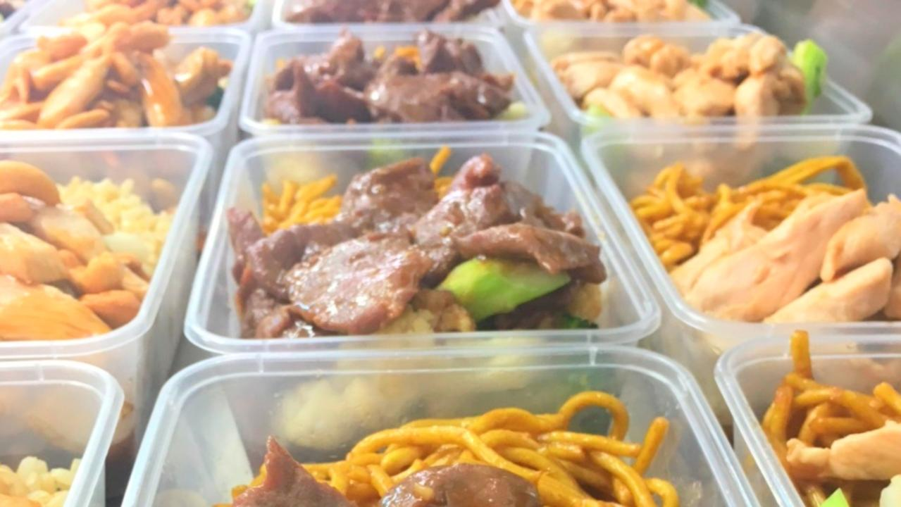 Bulk buying expensive ingredients (like meat) and meal prepping can save you big on time and money.