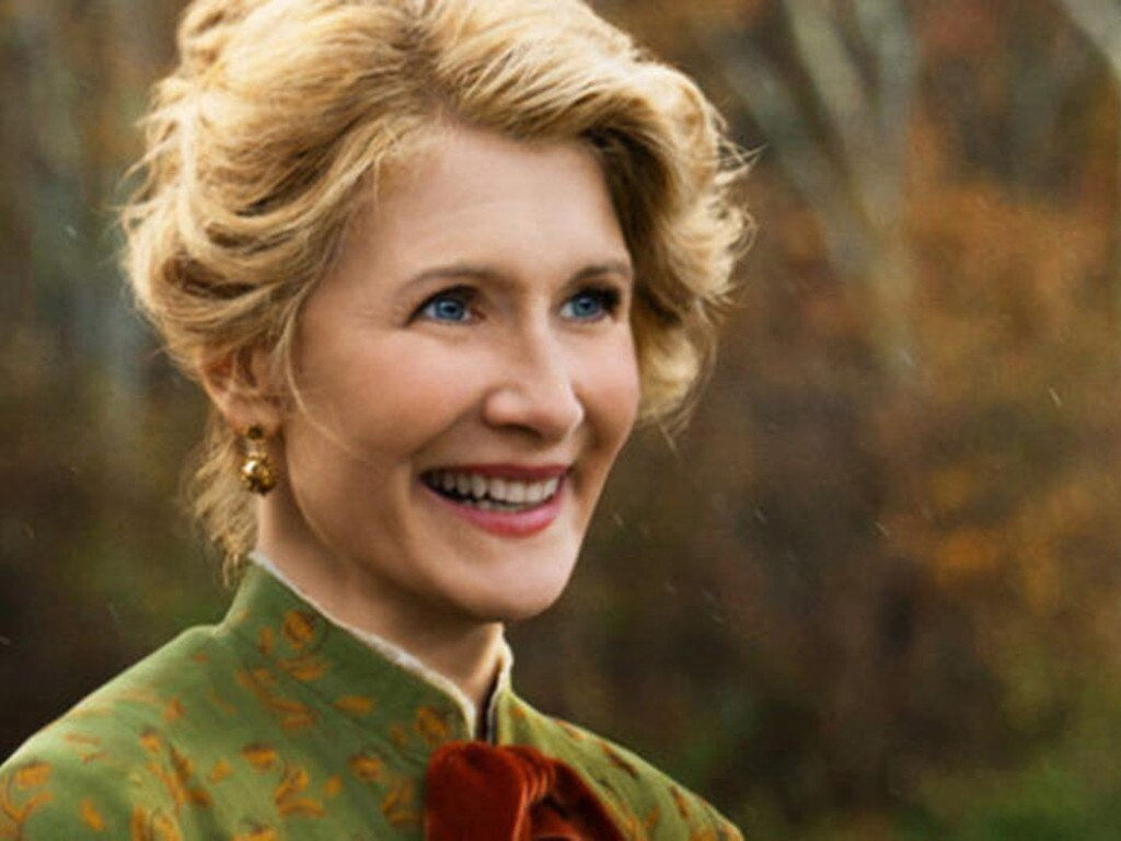 Laura Dern played an enviable mother in Little Women.
