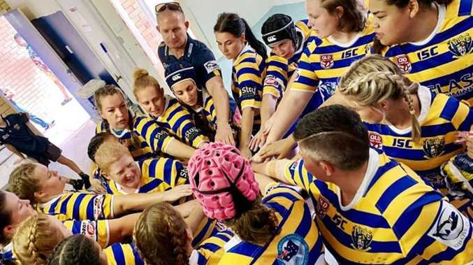 QRL applies smelling salts to Noosa local footy