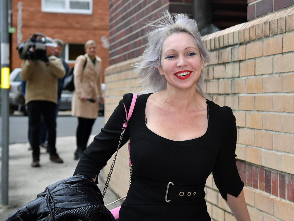 Lawyer Zali Burrows intervened on Omar's behalf and ran the successful law suit against the Federal Government. Picture: AAP