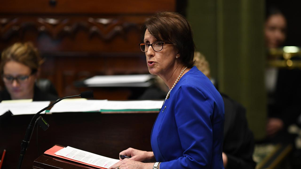Member for Port Macquarie Leslie Williams. Picture: AAP Image/Joel Carrett