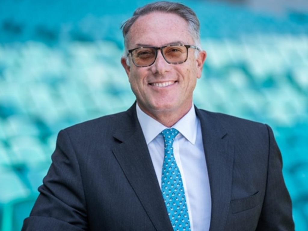 Foxtel chief executive Patrick Delany.