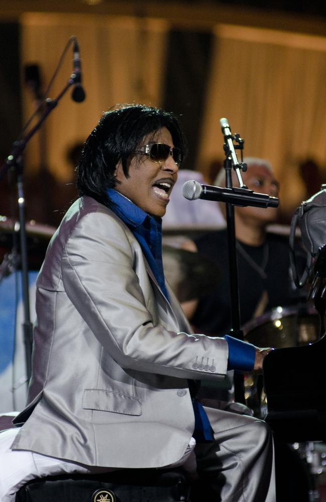 Rolling Stone magazine said the cause of death was unknown. Picture: Kris Connor/Getty Images