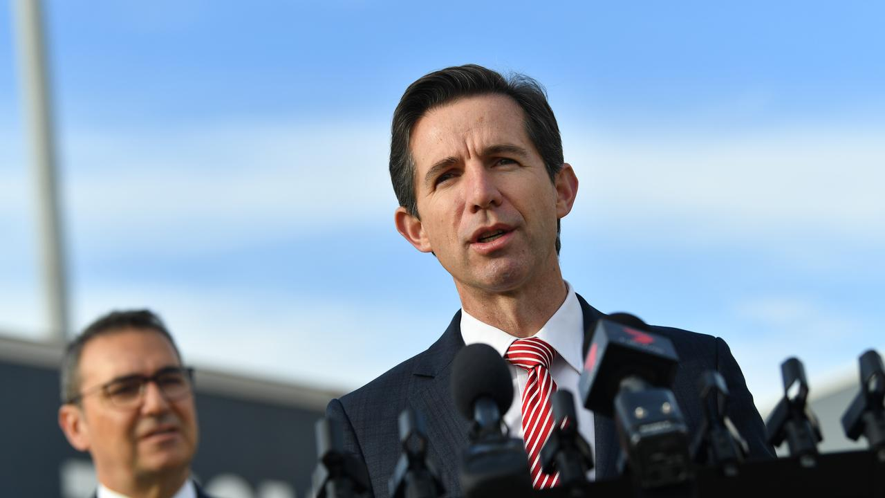 Trade Minister Simon Birmingham said the move is deeply concerning and has 'no justification'.