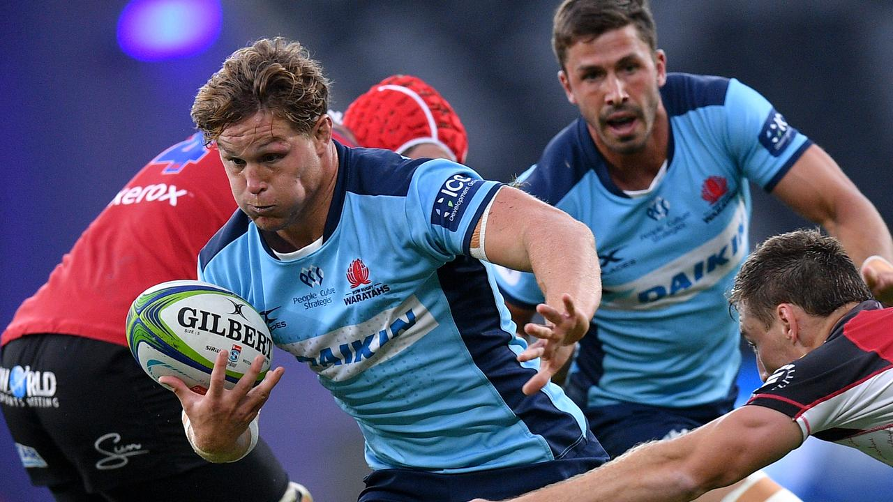 Super Rugby could return in July. Picture: AAP