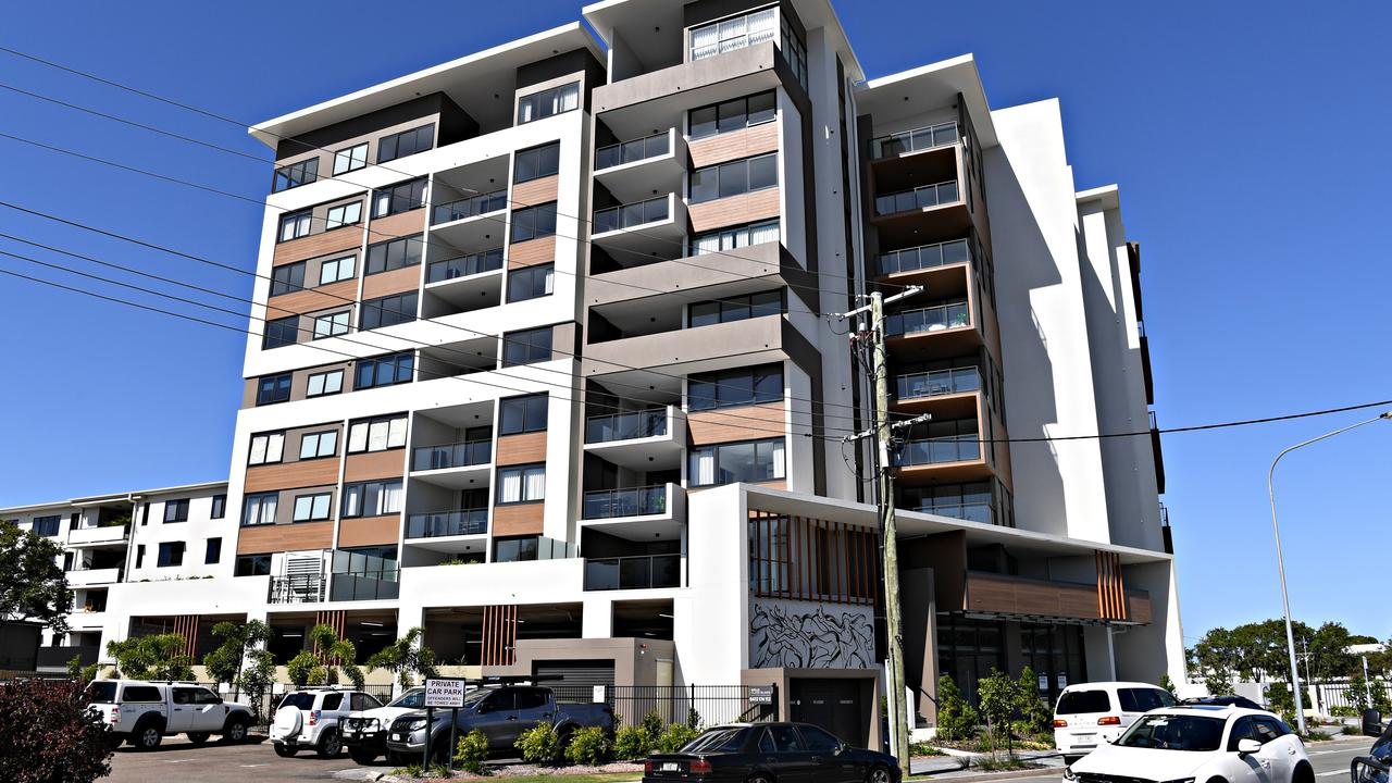 PROJECT: RGD's $40 million The Rhythm on Beach project at Maroochydore.