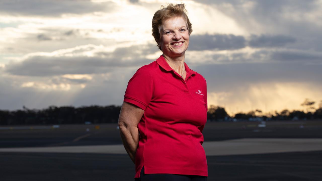 CELEBRATING NURSES: RFDS Flight Nurse Gillian Humbert has had an incredibly diverse nursing career.