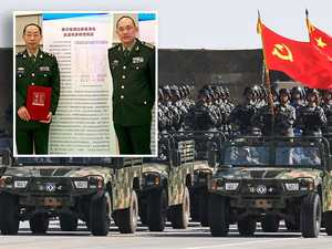 Oz-funded virus paper used in Chinese army lab