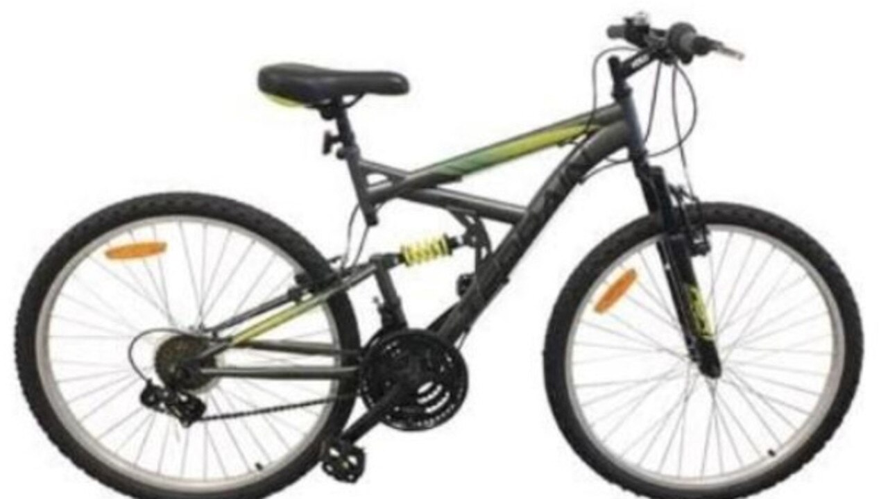 Anyone with information in relation to this bicycle has been asked to contact police and quote QP2000955842.
