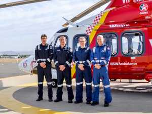 DIG DEEP: How you can keep our rescue chopper in the air