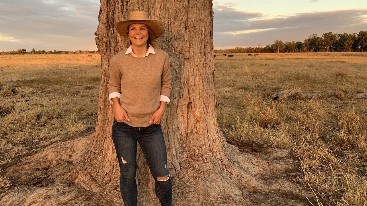 Bush Registry founder Kate Munsie.